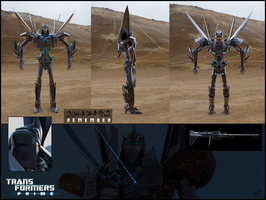 Transformers Prime (partial) OC for Fanfic Details by Foxbear