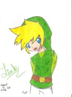 Chibi Link by tocinogirl