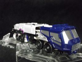 Decepticon Octane Tankor Truck mode by forever-at-peace