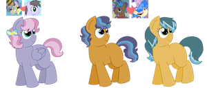 FT: Seeing stars and sandy buttcheeks. by Strawberry-Spritz