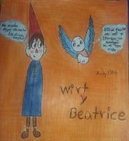 Wirt y Beatrice by Andy1306