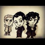 sherlock by uniquetia