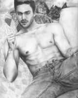 Taylor Kinney wip by El-i-or