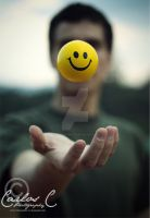 Be happy. by photography-cc