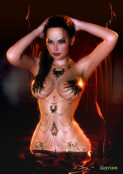 Succubus Demon by Agr1on