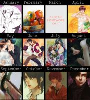 2012 summary by akamenashi
