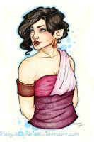 Krucha waist-up by raquel-cobi