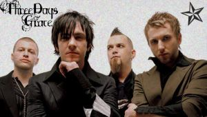Three Days Grace Wallpaper by FlamingPunkMusic