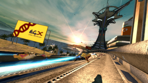 Wipeout HD EX-X 2 by rossriders