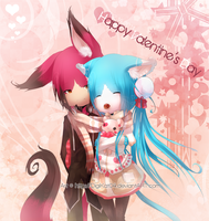 ..o+Valentine 2011+o.. by DigiKat04