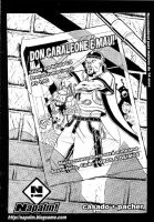 Don Caraleone   Indie comics 00 Cover by DPachers