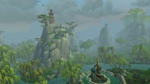 The Beauty of Pandaria by Saphira001
