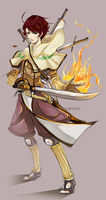 RO: Fight Fire With Fire by tofumi