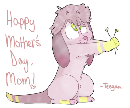 Happy Mother's Day, Momma! by Foxbagelbites