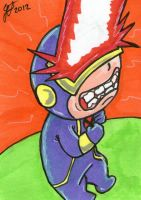 Cyclops kid PSC by johnnyism