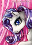 ACEO Rarity by AnnieMsson