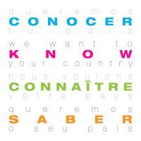 conocer.know.connaitre.saber by vicexversa