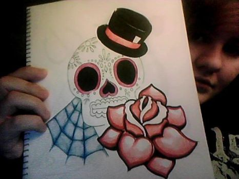 Skull Candy Flash practice by SleepSearcher04