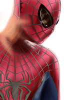 The Amazing Spider-Man 2 - Drawing by XanderComicsInc