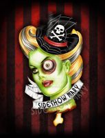 Sideshow Mary by tainted-orchid