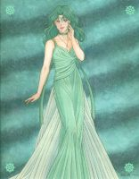 Sailor Moon: Princess Neptune by Yamigirl21
