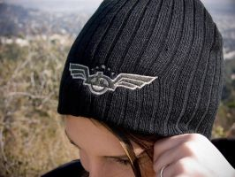 Winged Beanie by DeviantArtGear