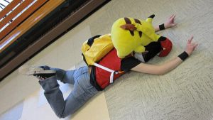 COS: PIKA--COLLAPSE. by SnakeyHoHo