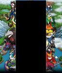 Unova Youtube background by Pheonixmaster1