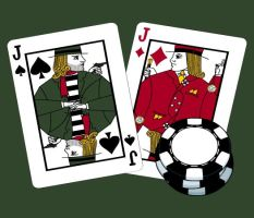 Texas Hold Up by OvejaNegra77