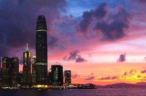 My HONG KONG by Alexkcl