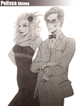 DOCTOR WHO:: Mr and Mrs Doctor by Pelissa