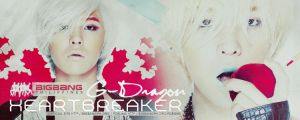 BBPH - G-DRAGON Heartbreaker by mish18