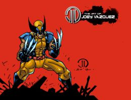 WOLVERINE COLORS by JoeyVazquez