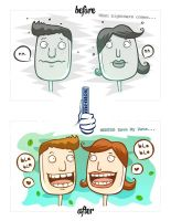 Mentos Save My Date by morbiDetails