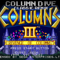 Columns III- Column Dive Classic Remix [Cover] by GamefreakDX