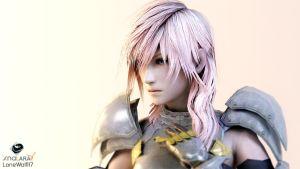 Studio Series: Lightning Farron (Portrait) by LoneWolf117