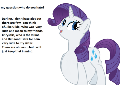 Answer 2 by Rarity-Vore