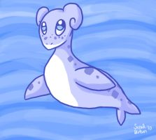 Fakemon: Plessy by Special-Sari