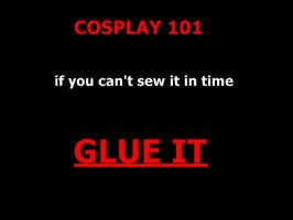 cosplay 101 by thoidaigainhay