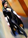 Bayonetta by DarkTifaStrife
