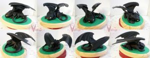 HTTYD Toothless by VIIStar