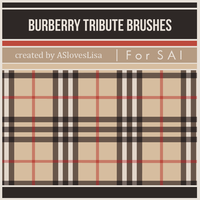 {SAI resources} Burberry Tribute Brushes by ASlovesLisa