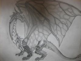 Magestic Dragon by ImposingBeauty