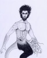 Wilbur Whateley II by verreaux