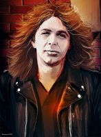 CLIVE BURR Hommage... by stan-w-d