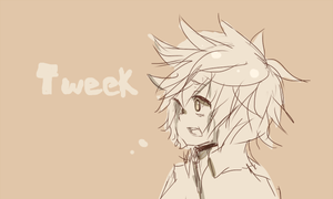 tweek by DERPADERPDERPOO