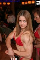 Teen Female Bodybuilder 3 by edinaus
