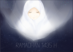 Welcome Ramadhan! by Chi-Colate