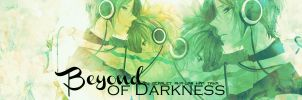 Cover Zingme - Beyond of Darkness by RuScarlet