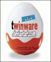 TwinId 3 - Kinder Surprise by twinware